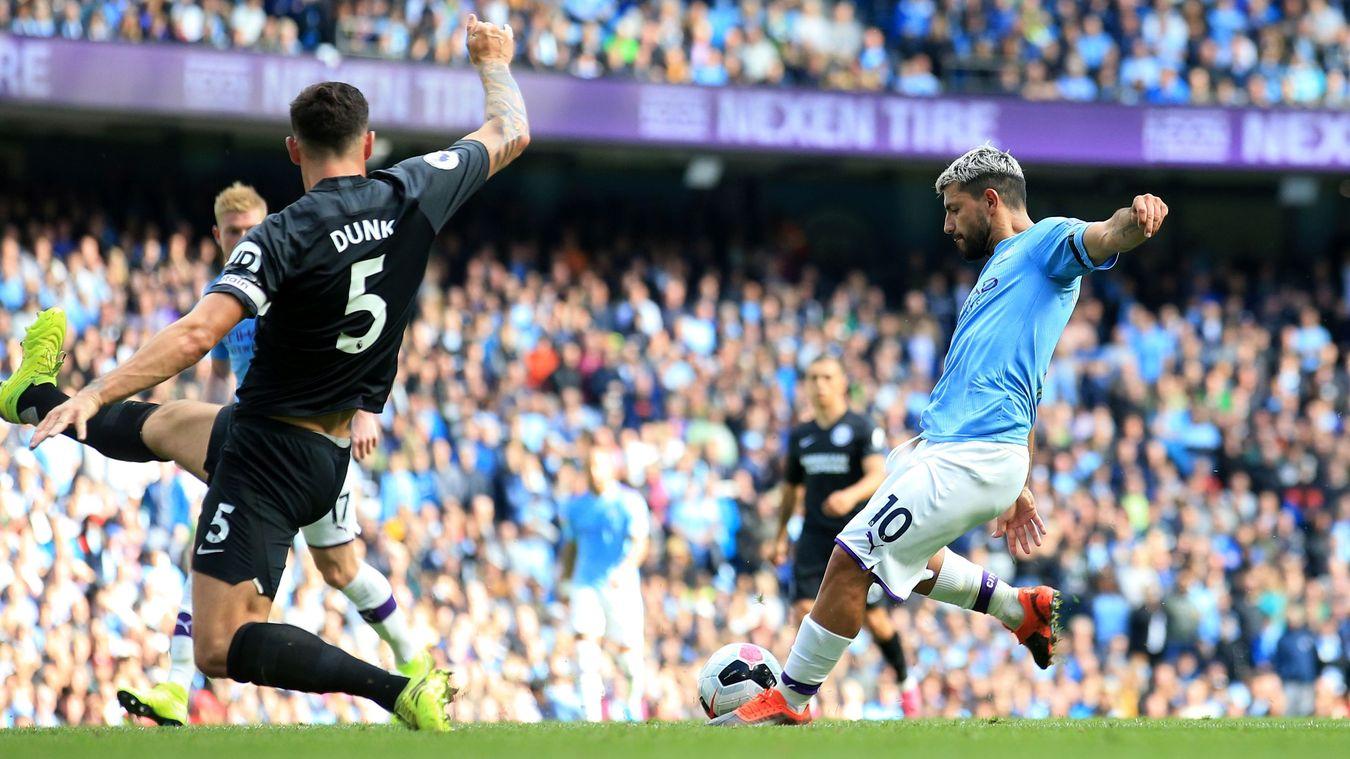 Manchester City 4-0 Brighton & Hove Albion