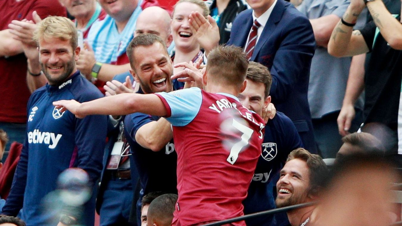 West Ham United 2-0 Norwich City