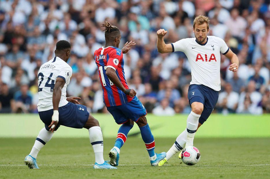 Harry Kane, Tottenham v Crystal Palace