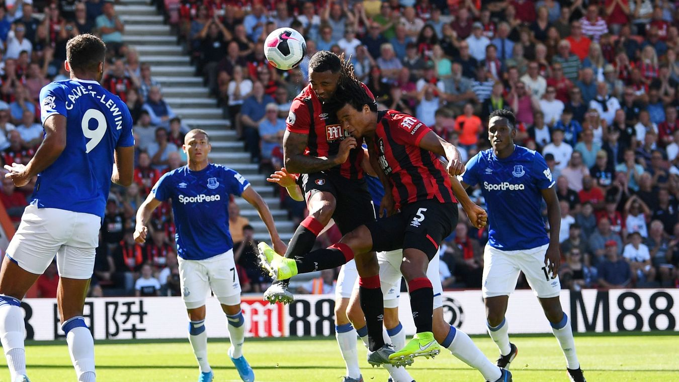 AFC Bournemouth 3-1 Everton