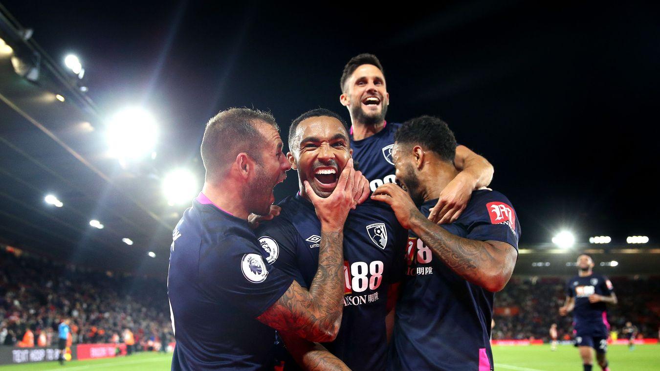 Southampton 1-3 AFC Bournemouth