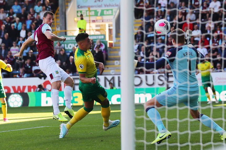 Burnley 2-0 Norwich City