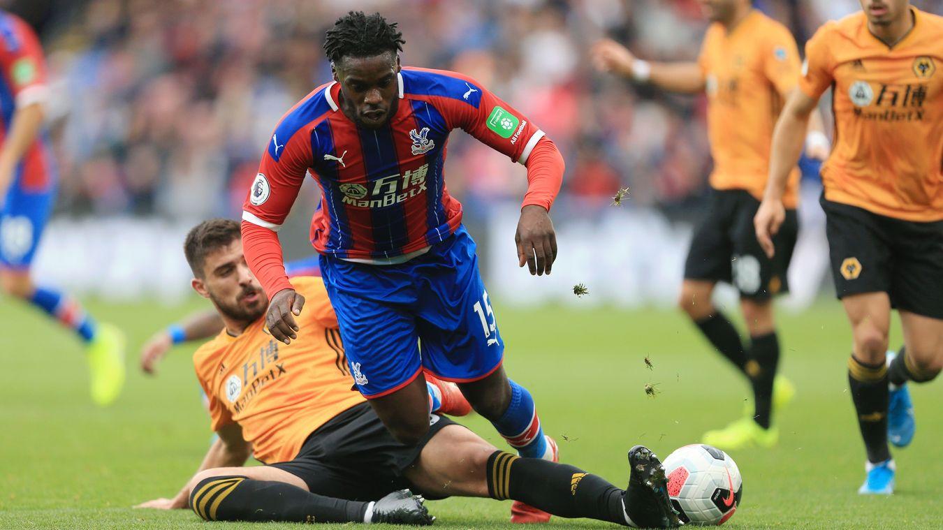 Crystal Palace 1-1 Wolverhampton Wanderers
