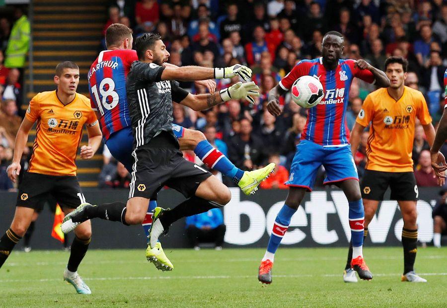 Crystal Palace v Wolves