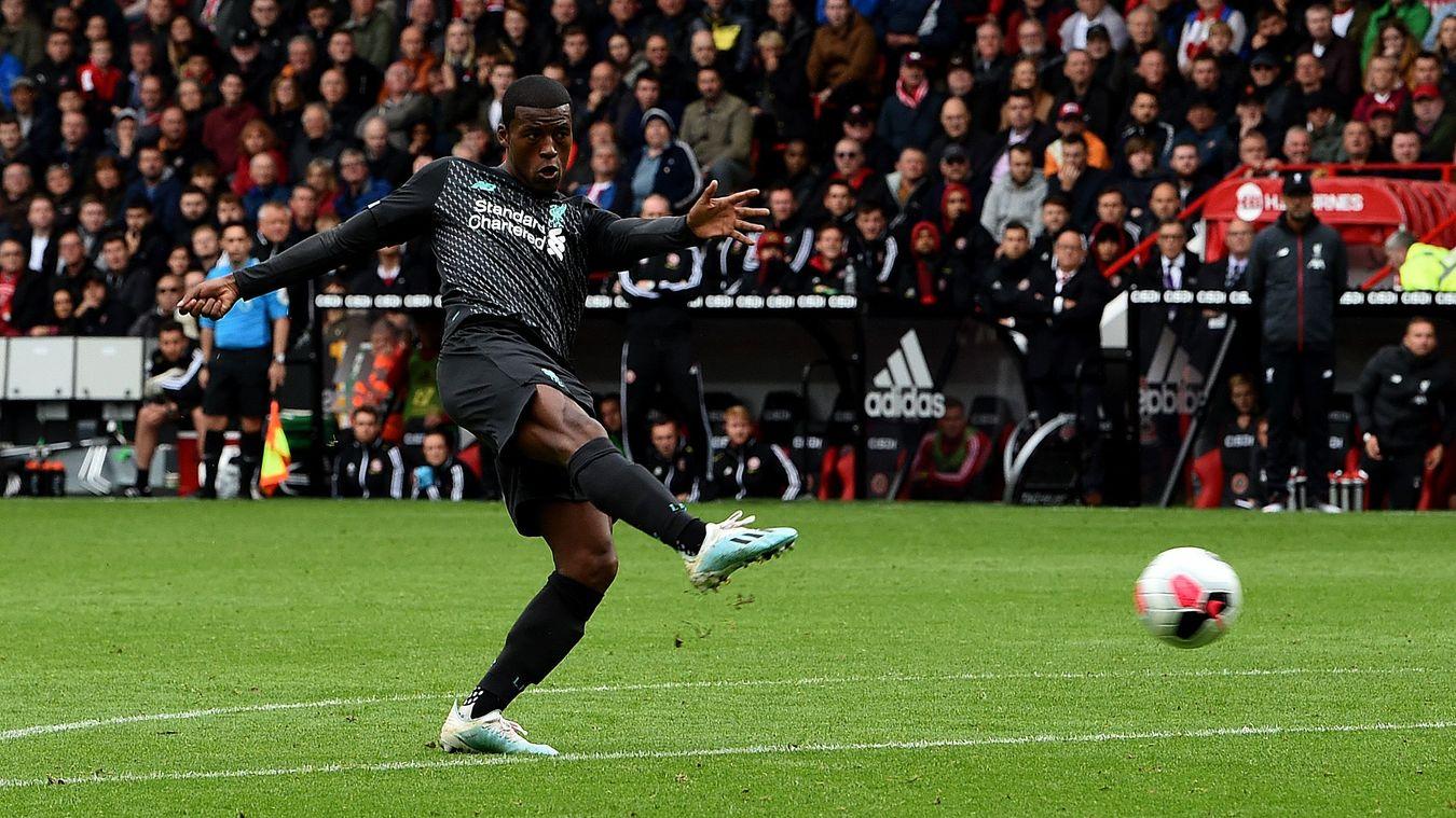 Sheffield United 0-1 Liverpool