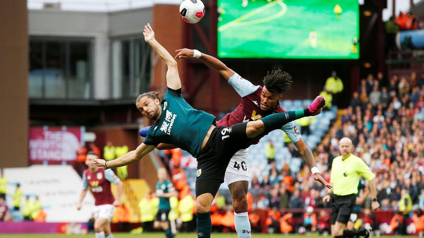 Aston Villa 2-2 Burnley