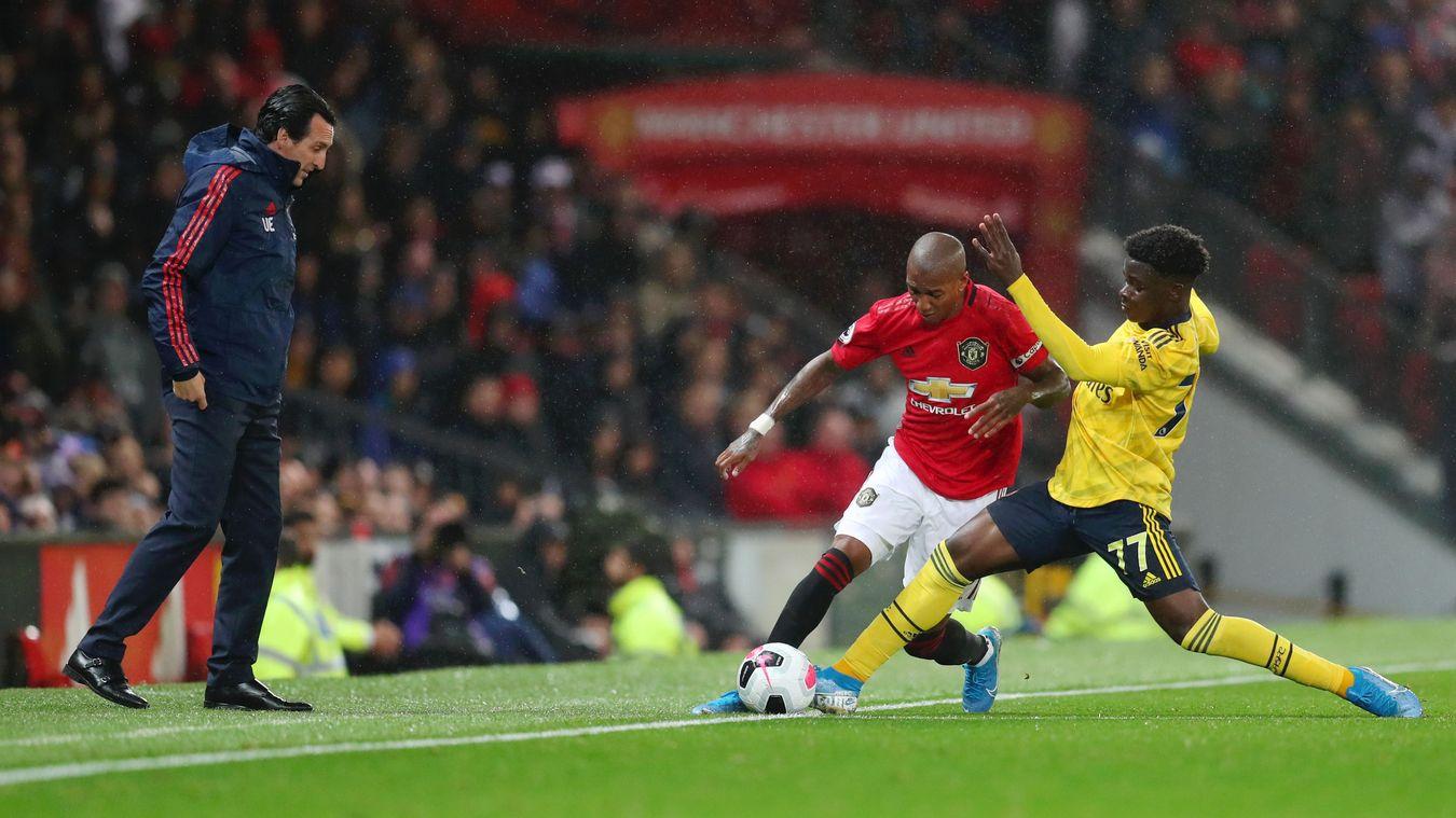 Manchester United 1-1 Arsenal