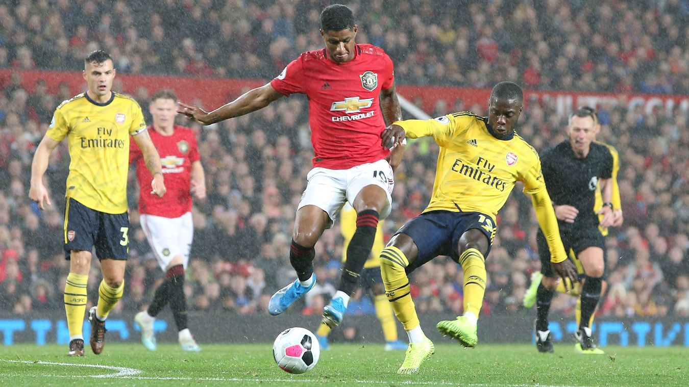 Manchester United 1-1 Arsenal