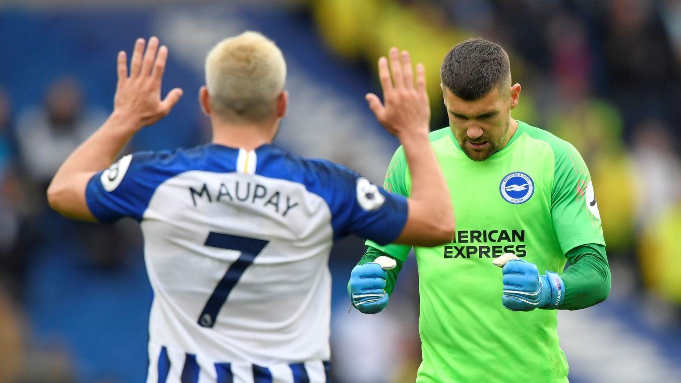 Brighton & Hove Albion 3-0 Tottenham Hotspur