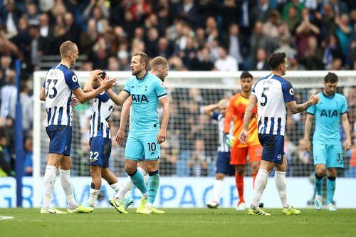 Brighton V Spurs 2019 20 Premier League