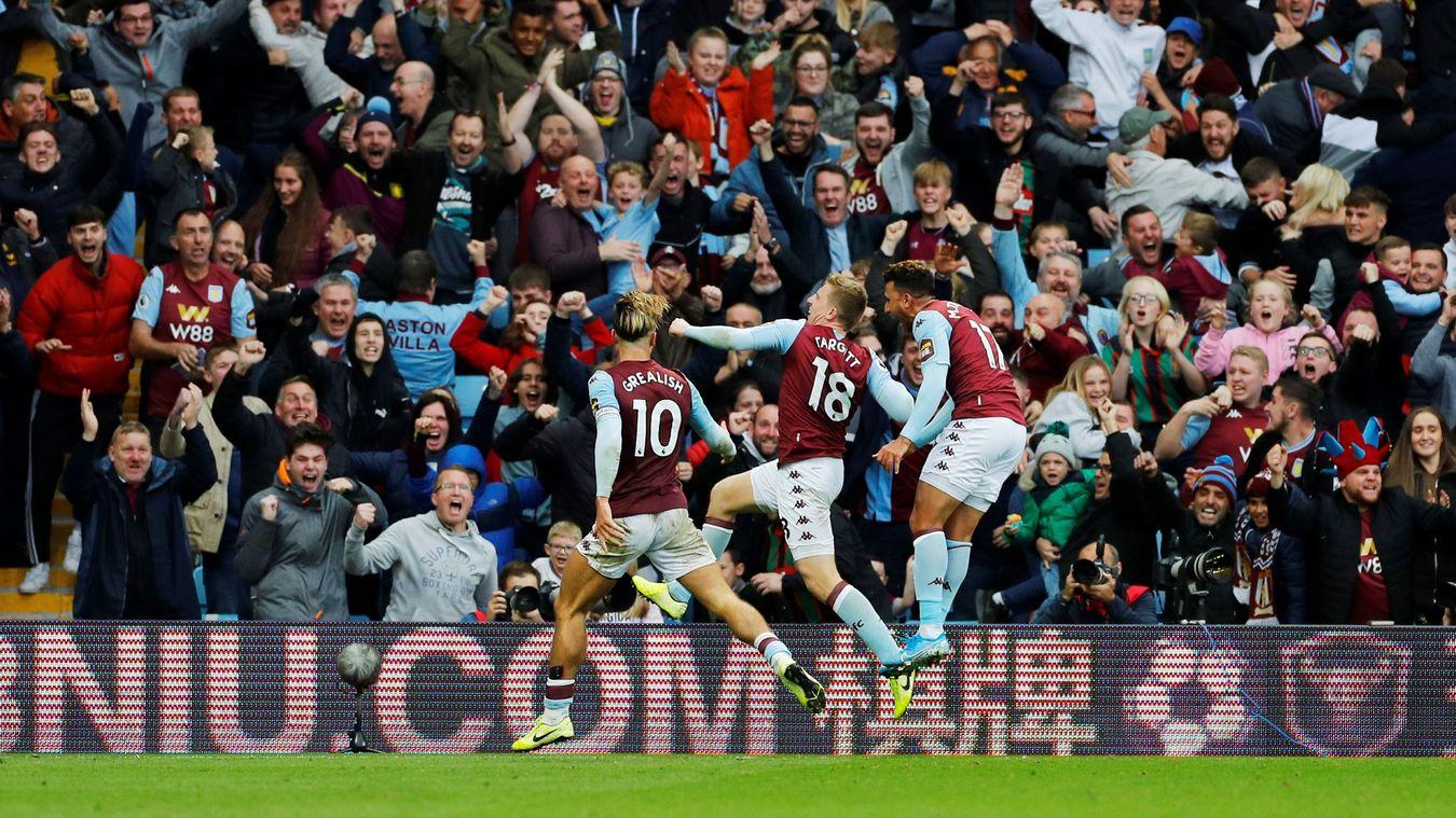 Aston Villa 2-1 Brighton & Hove Albion