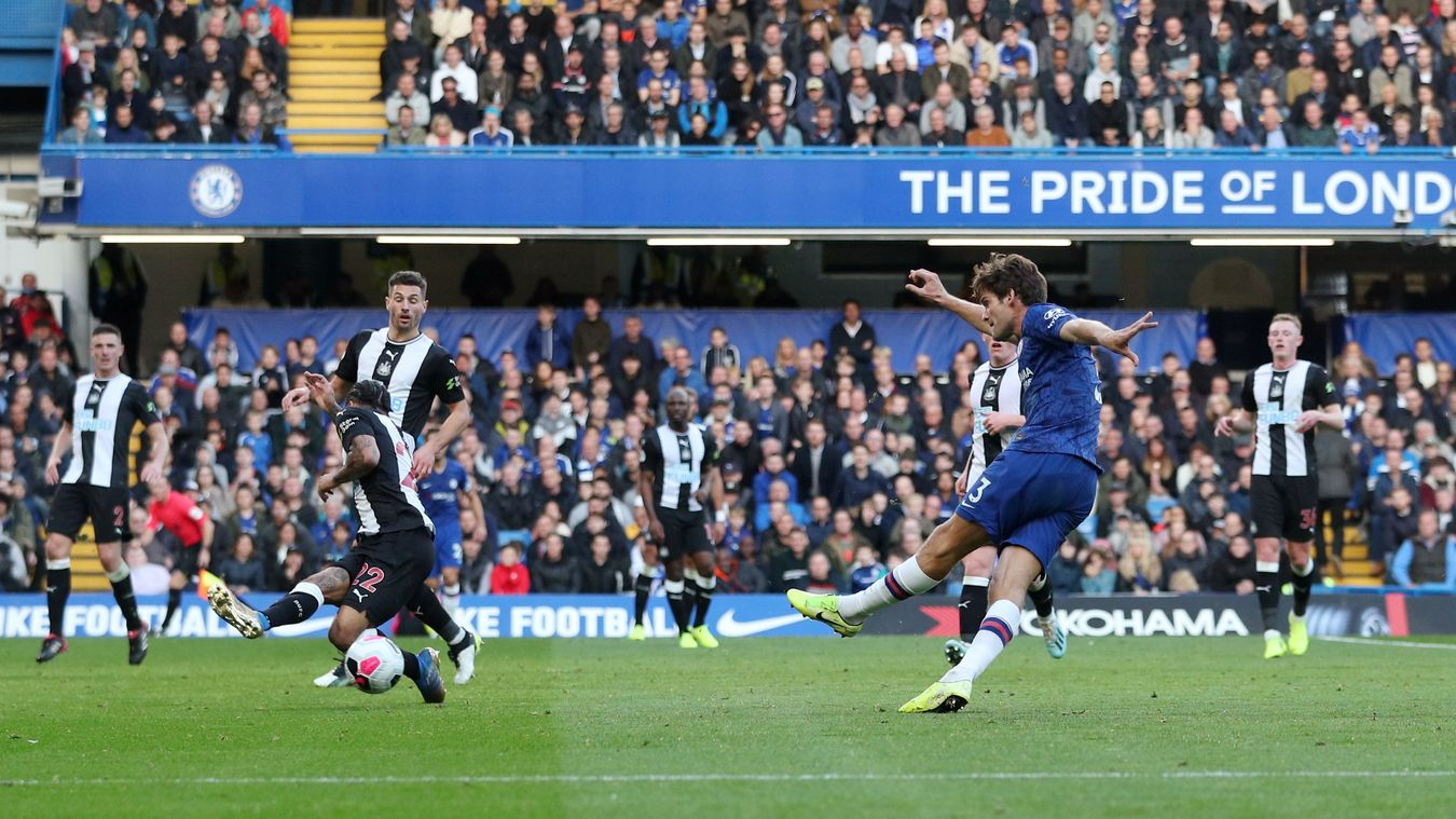 Chelsea 1-0 Newcastle United