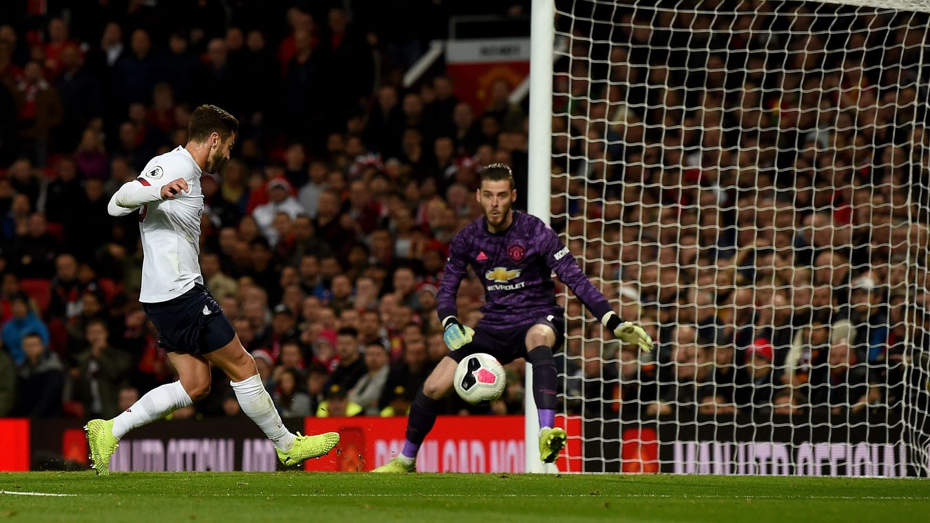 Manchester United 1-1 Liverpool