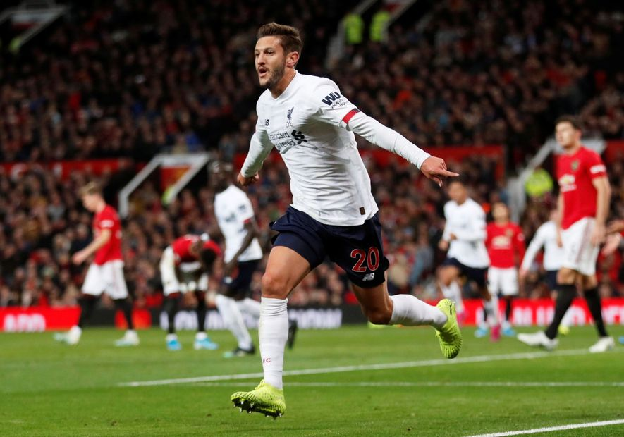 Premier League - Manchester United v Liverpool