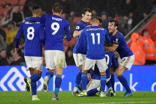 Southampton V Leicester 2019 20 Premier League