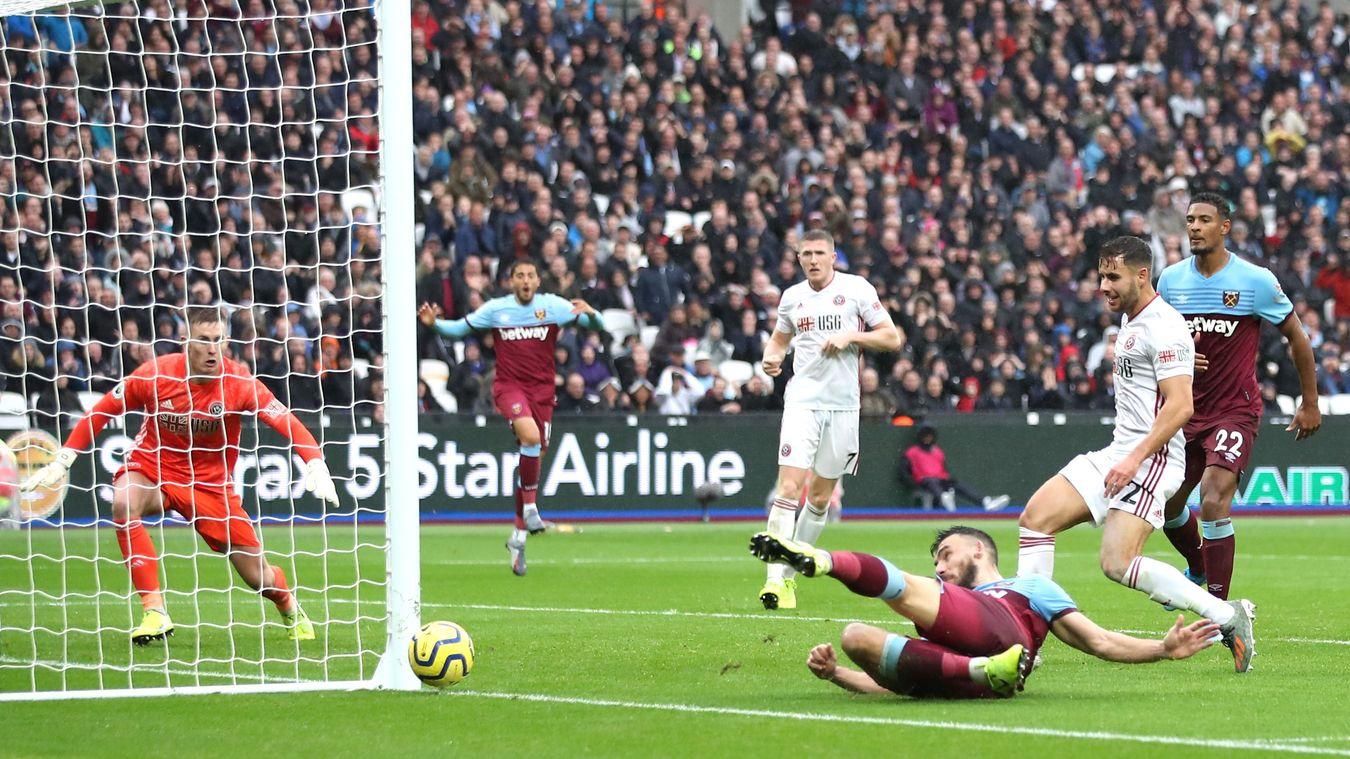 West Ham United 1-1 Sheffield United