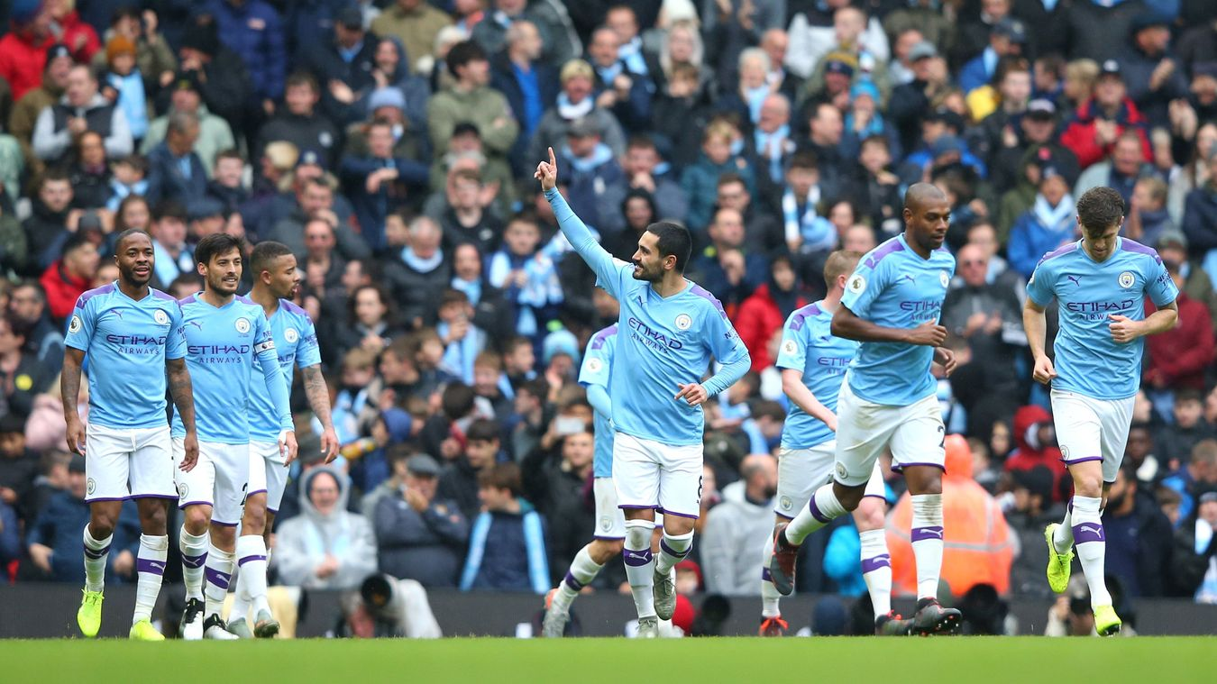 Manchester City 3-0 Aston Villa
