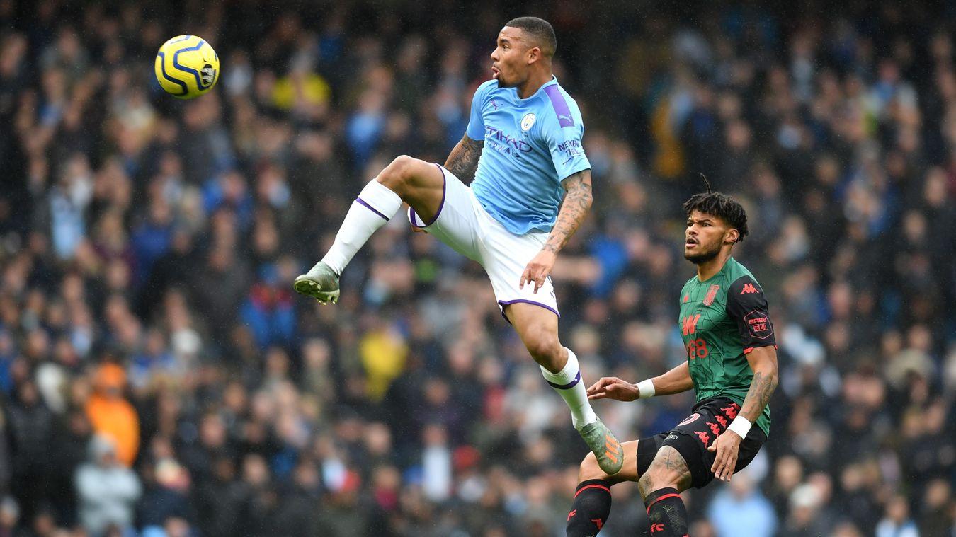 Manchester City 3-0 Aston Villa