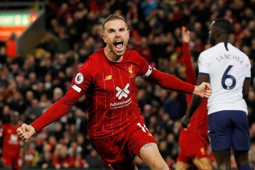 Liverpool V Spurs 2019 20 Premier League