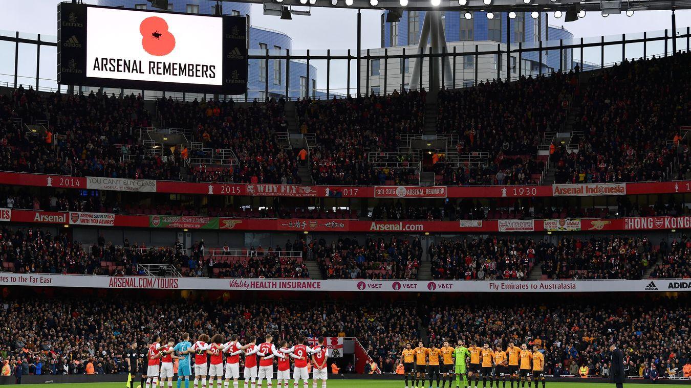 Arsenal 1-1 Wolverhampton Wanderers