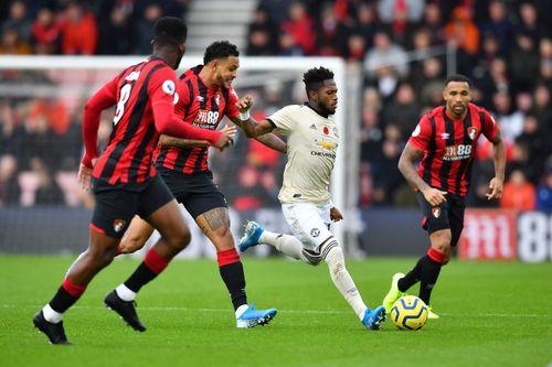Afc Bournemouth V Man Utd 2019 20 Premier League