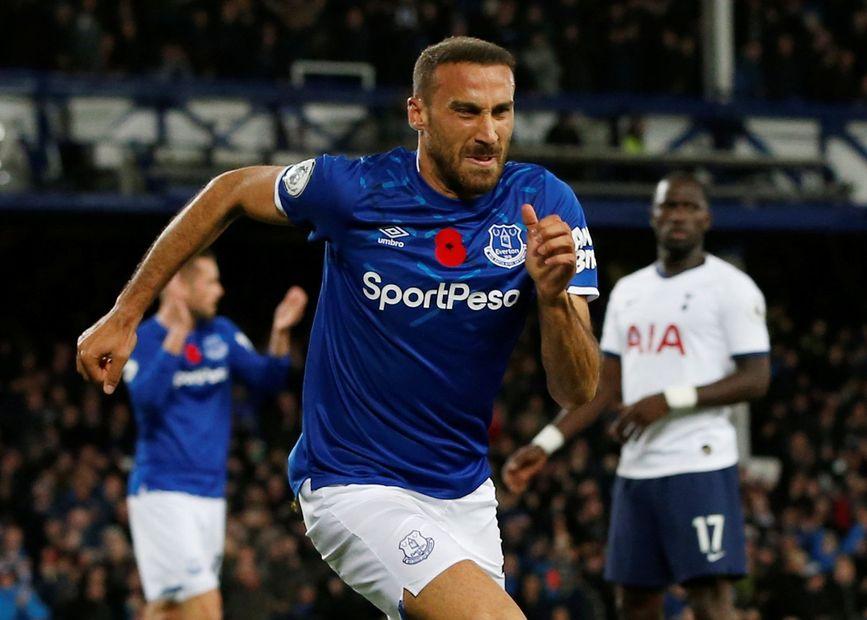 Premier League - Everton v Tottenham Hotspur