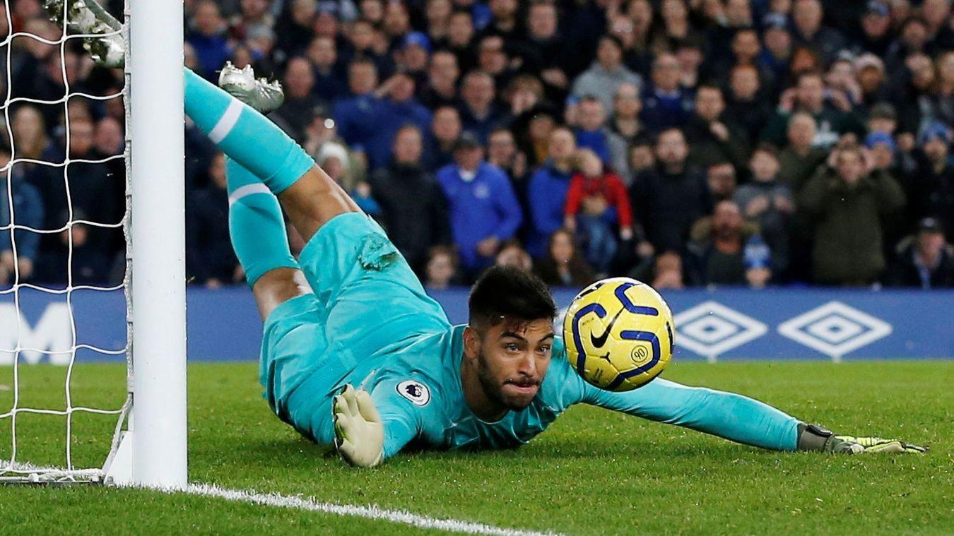 Everton 1-1 Tottenham Hotspur