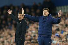 Evertonv Tottenham Hotspur