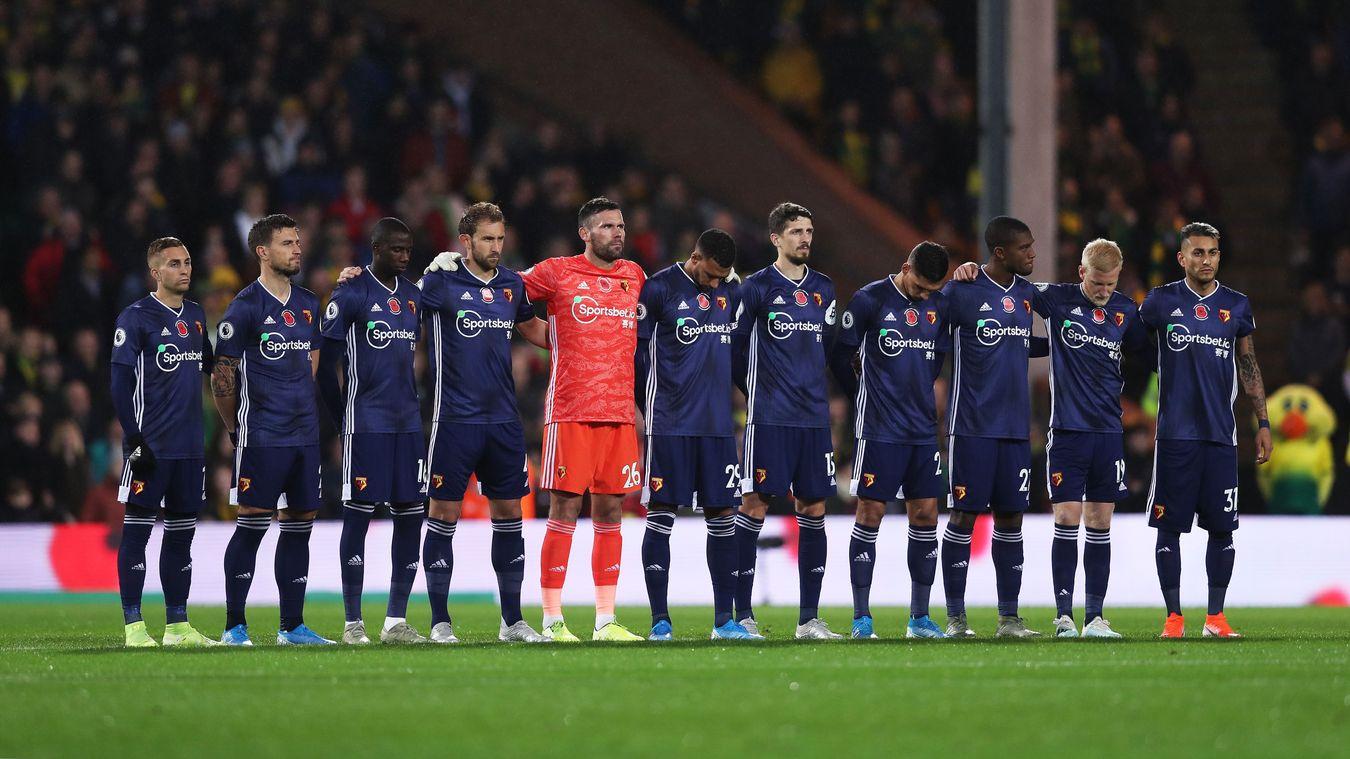 Norwich City 0-2 Watford