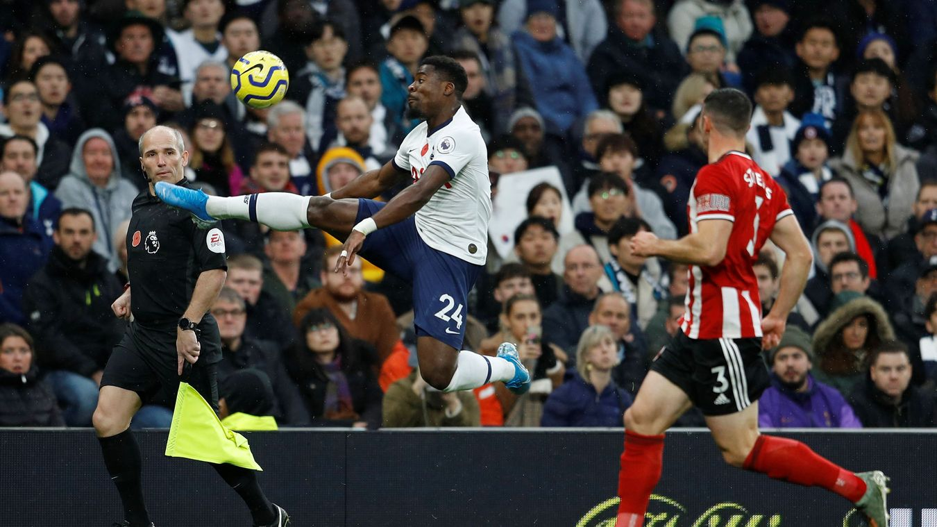 Tottenham Hotspur 1-1 Sheffield United