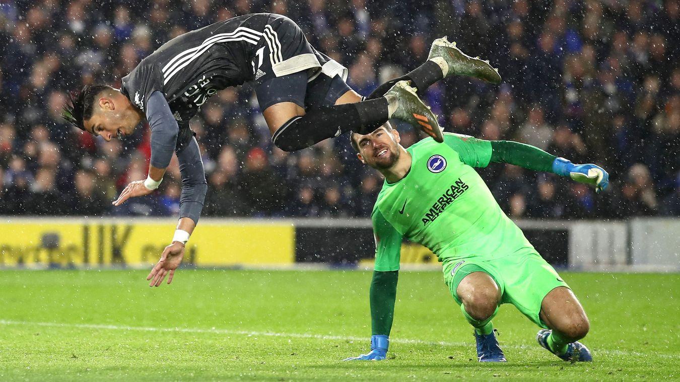 Brighton & Hove Albion 0-2 Leicester City