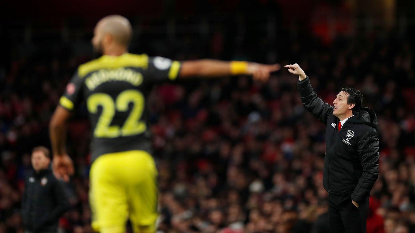 Arsenal 2-2 Southampton