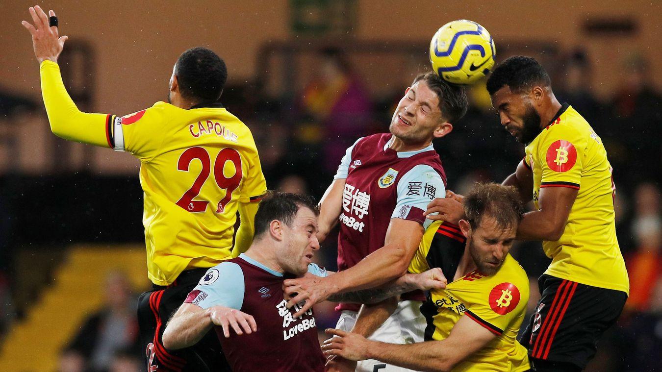 Watford 0-3 Burnley