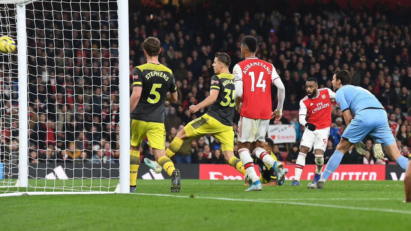 Arsenal 2-2 Southampton