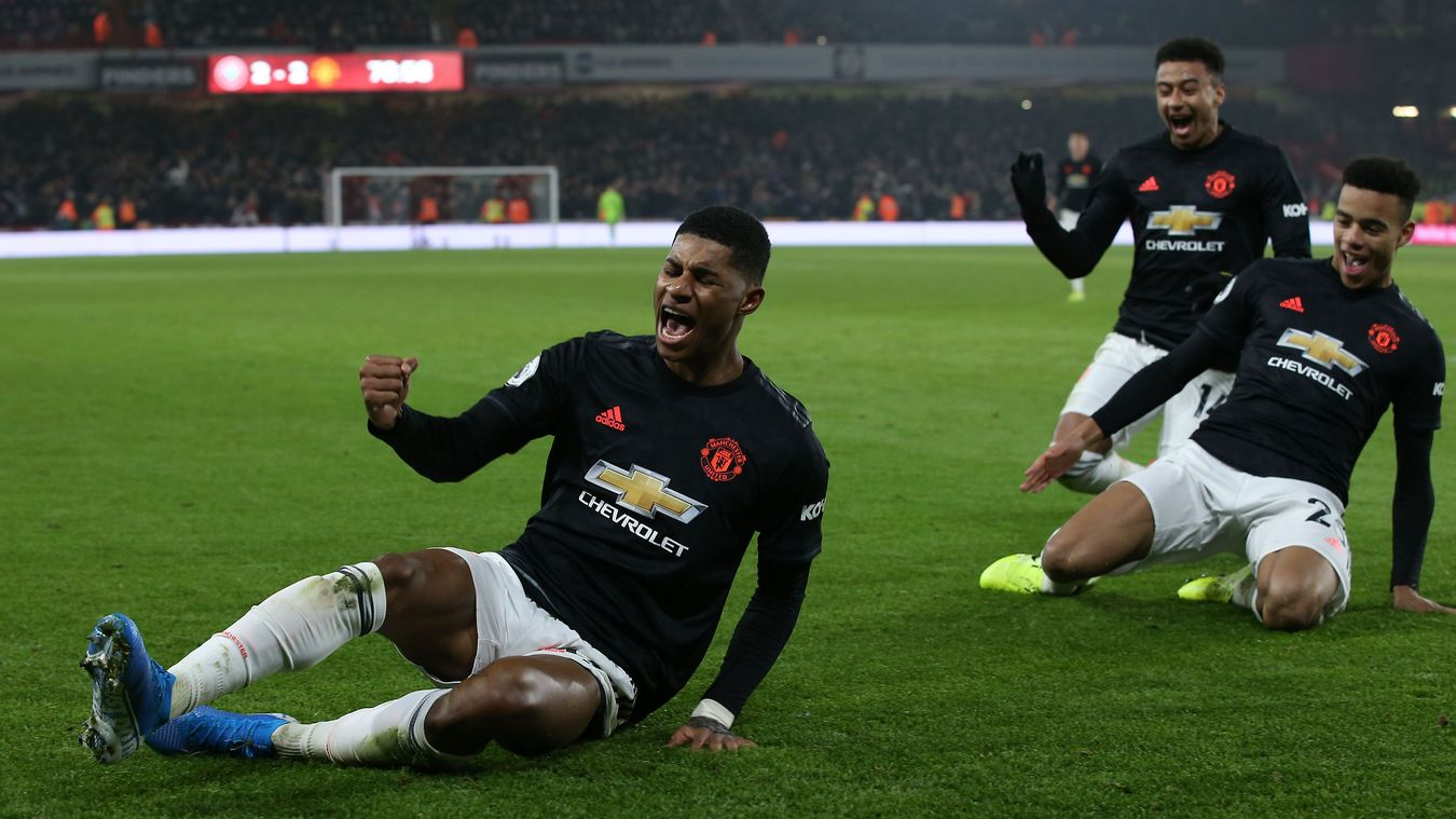 Sheffield United 3-3 Manchester United