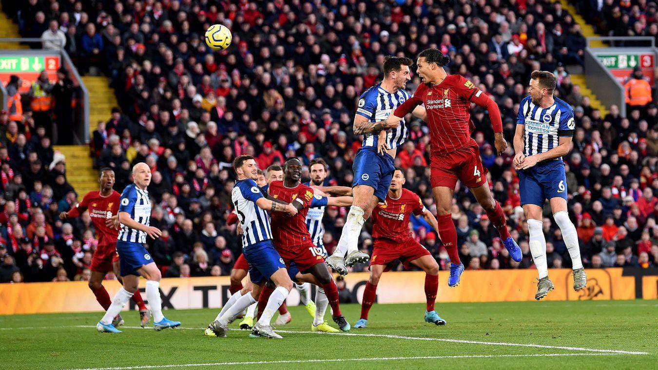 Liverpool 2-1 Brighton & Hove Albion