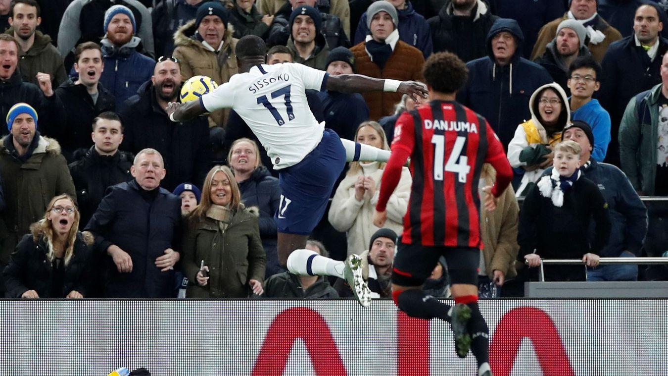 Tottenham Hotspur 3-2 AFC Bournemouth
