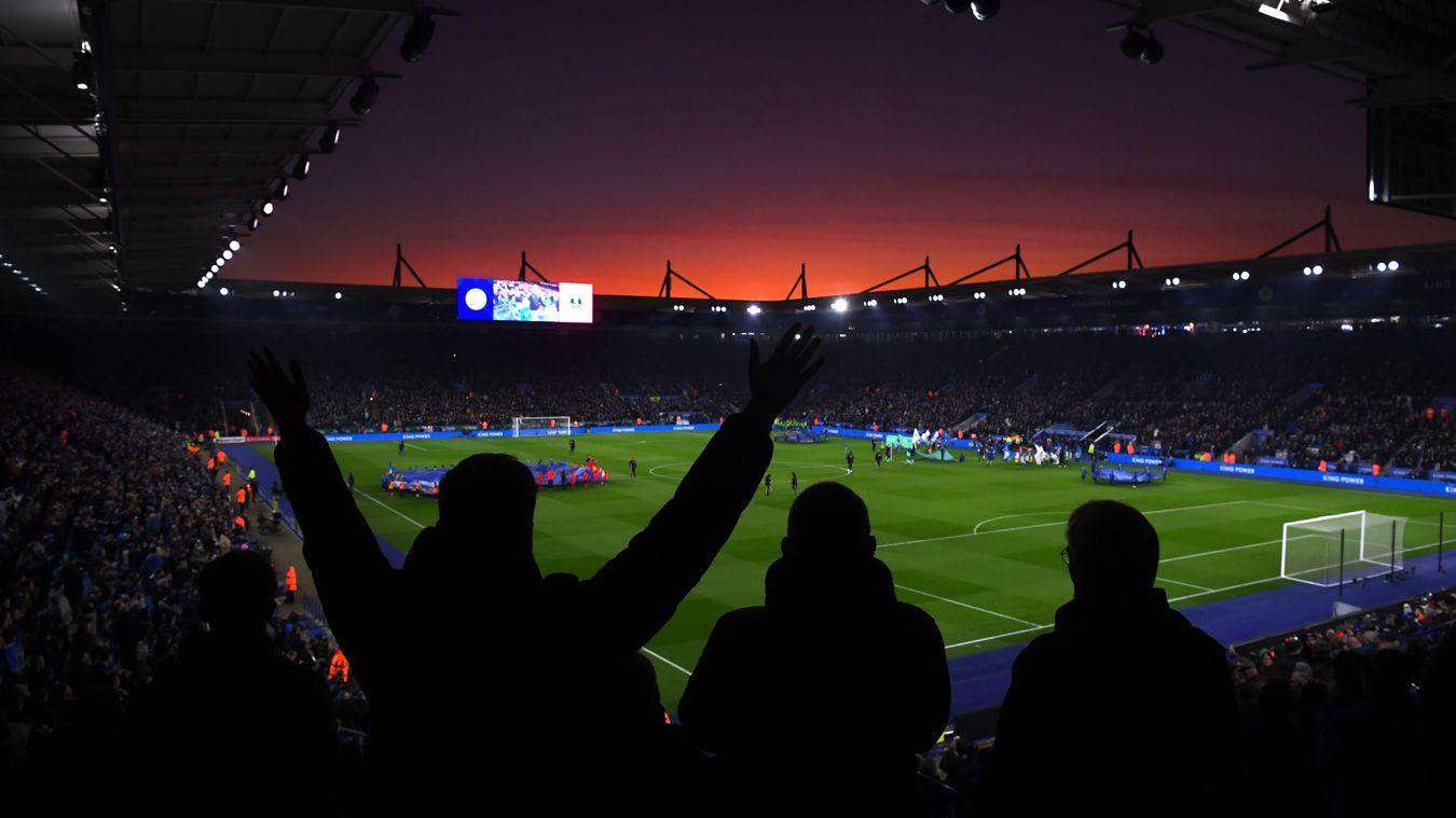 Leicester City 2-1 Everton