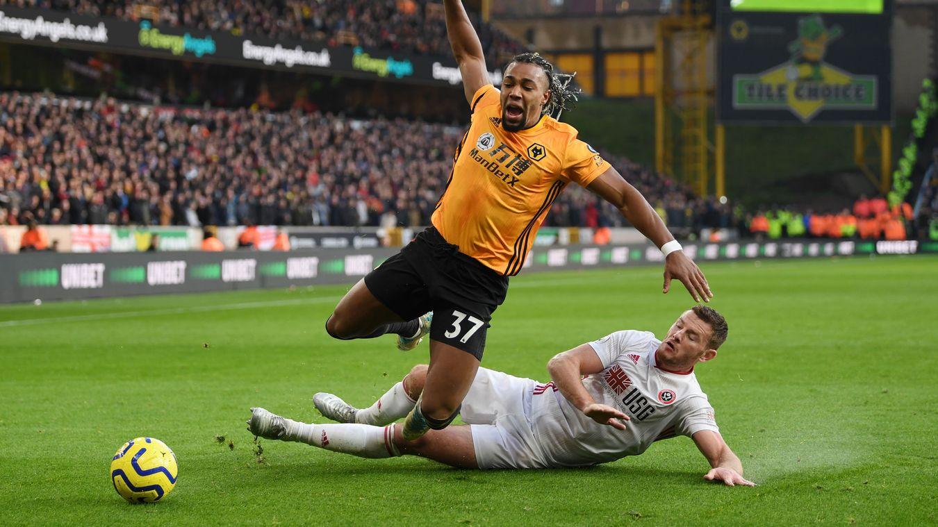 Wolverhampton Wanderers 1-1 Sheffield United