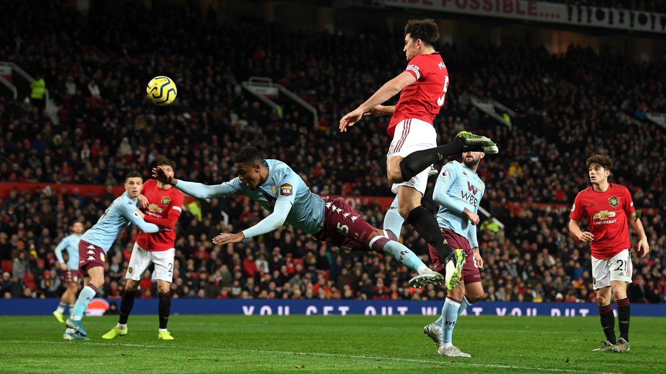 Manchester United 2-2 Aston Villa