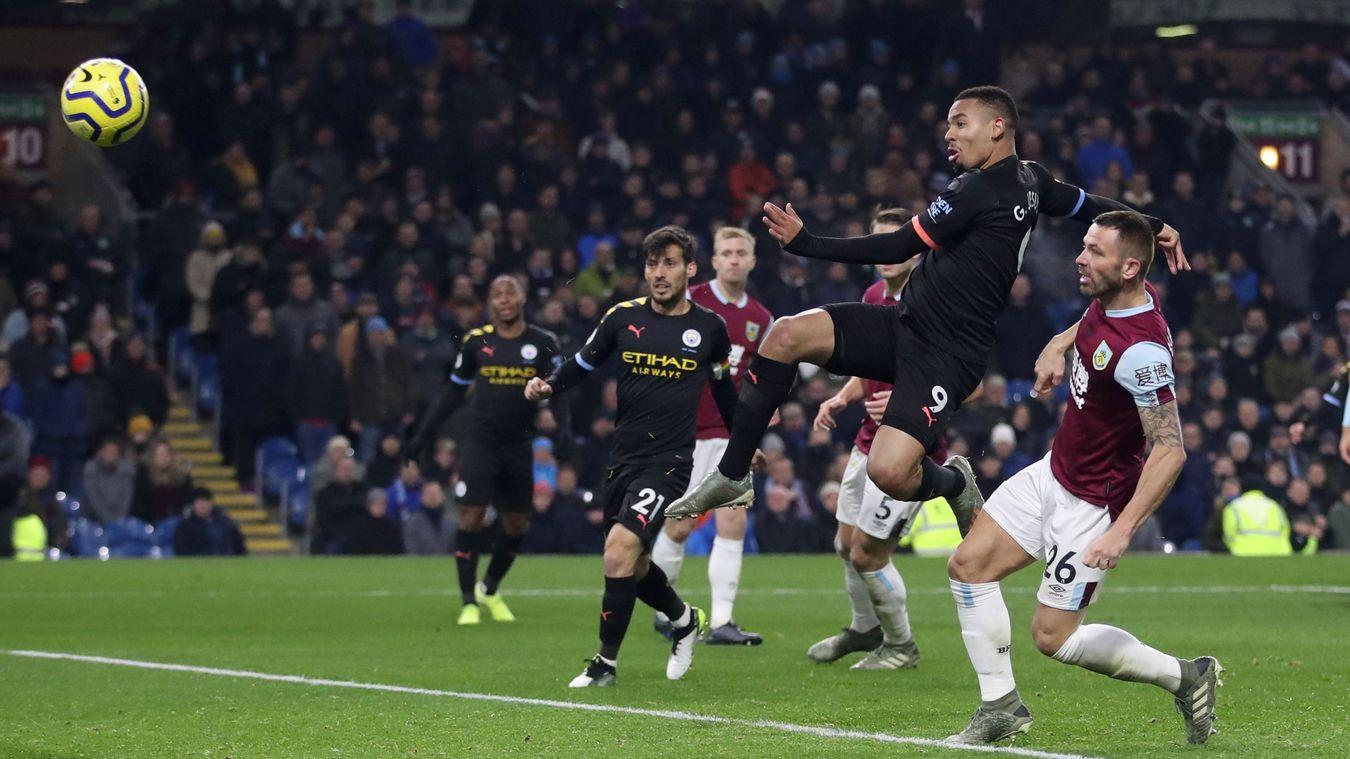 Burnley 1-4 Manchester City