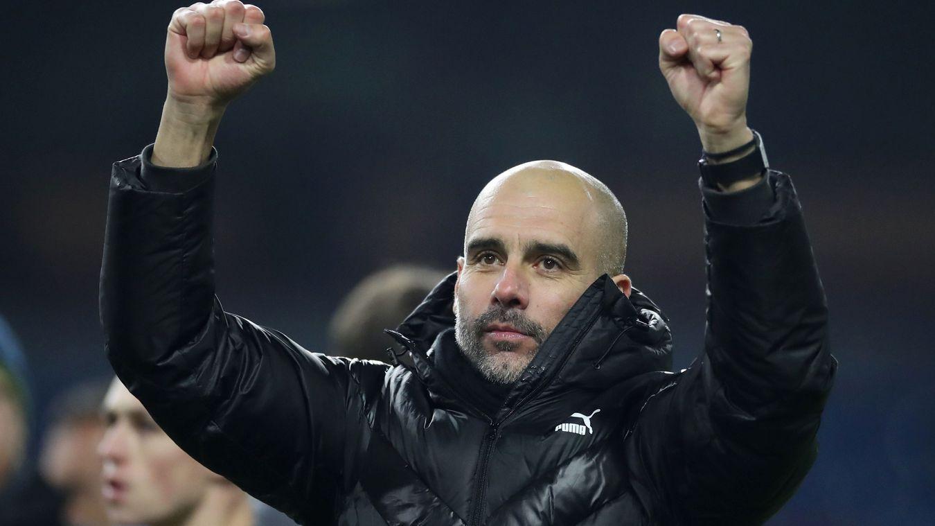 Burnley v Manchester City