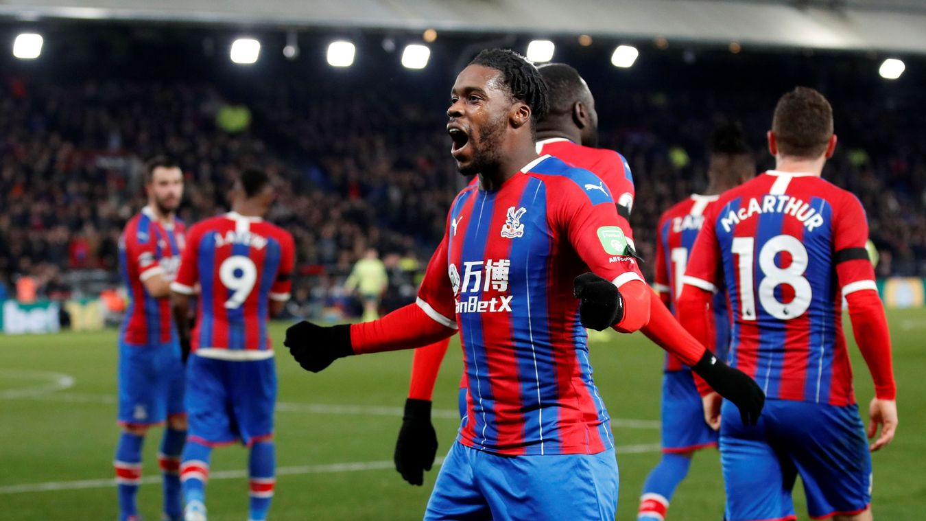 Crystal Palace 1-0 AFC Bournemouth