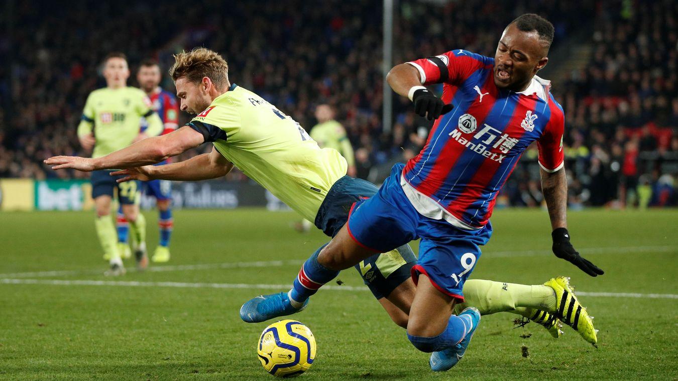 Crystal Palace 1-0 AFC Bournemouth