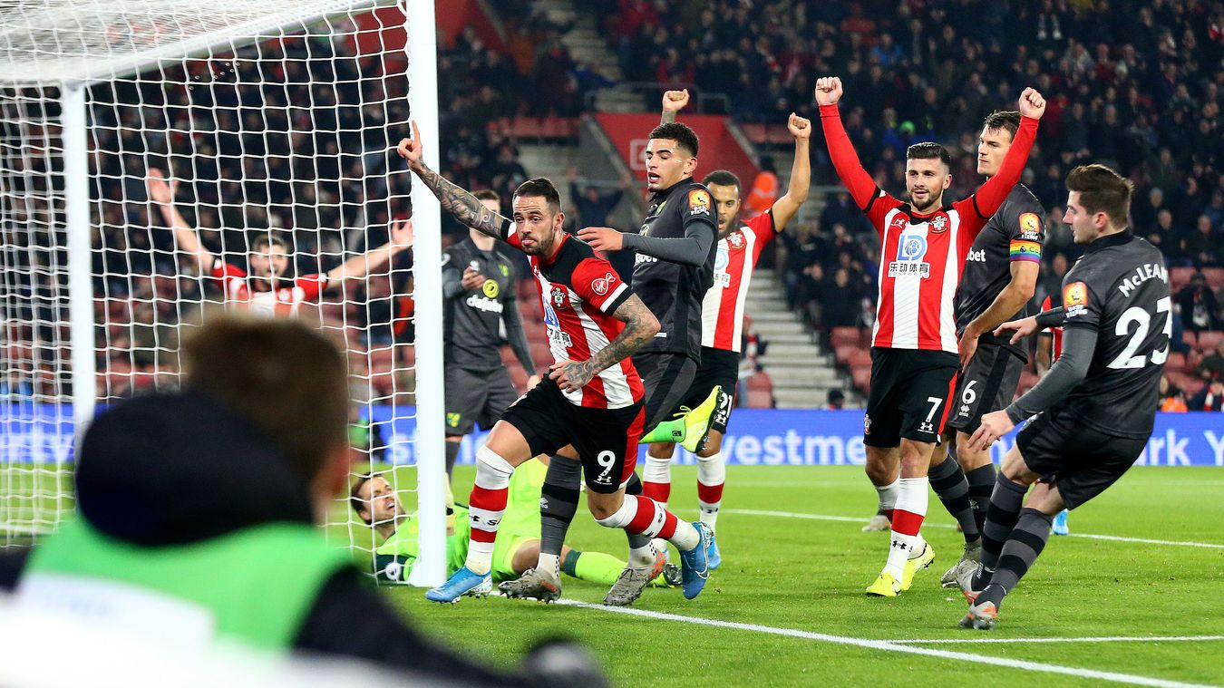 Southampton 2-1 Norwich City