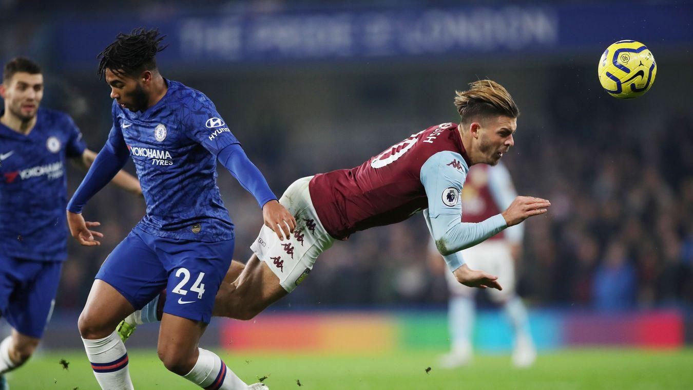 Chelsea 2-1 Aston Villa