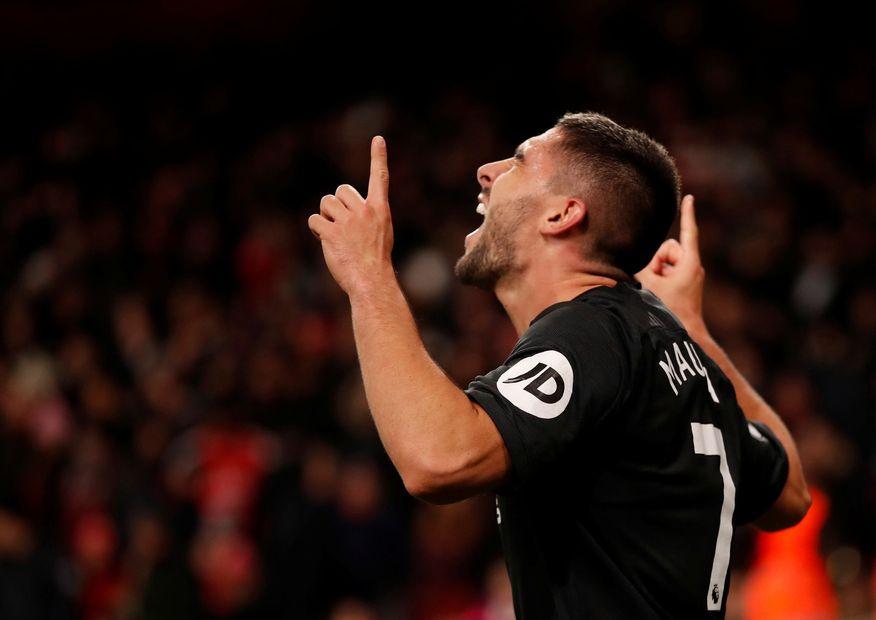 Arsenal v Brighton & Hove Albion