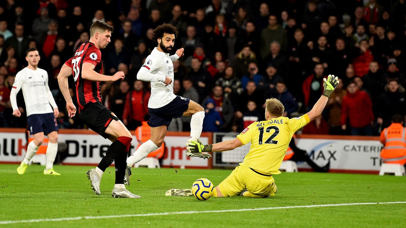 AFC Bournemouth 0-3 Liverpool