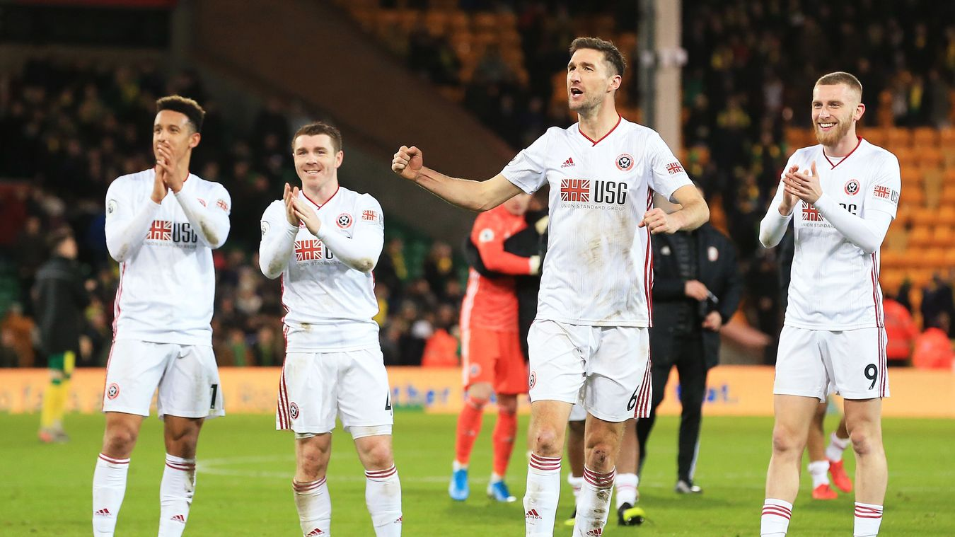Norwich City 1-2 Sheffield United