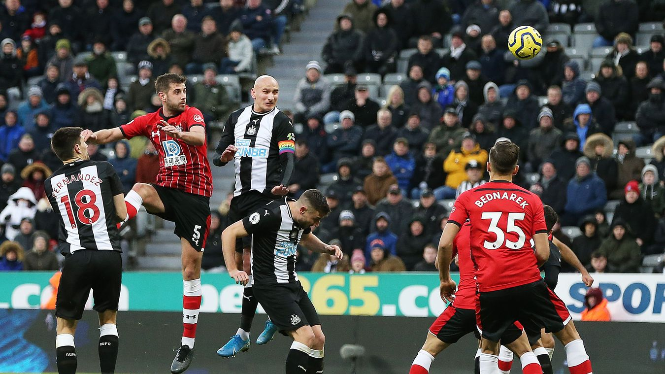 Newcastle United 2-1 Southampton